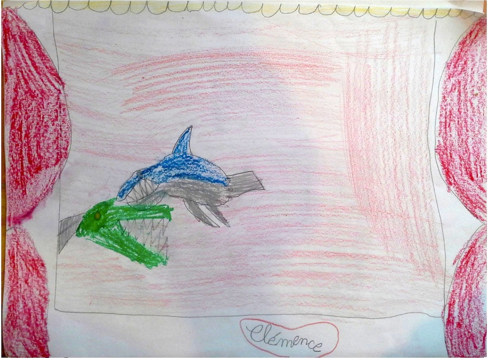 dessin clemence les blablanettes croisic201 w